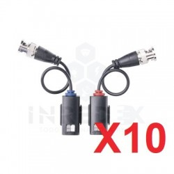 Kit de (Balluns) Hasta 4K. X10 Unidades