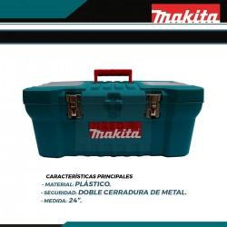 "Caja de Herramientas MAKITA 24"""