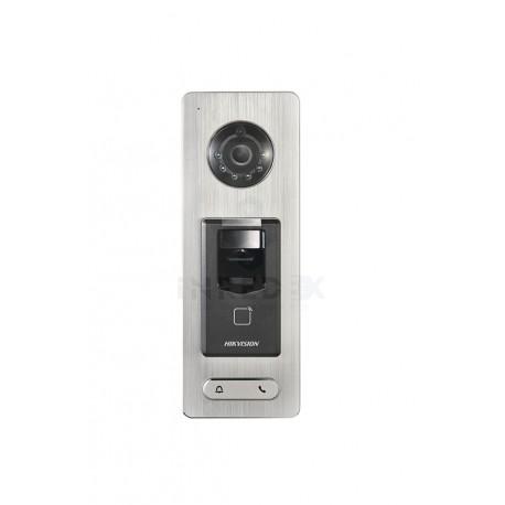 Videoportero 2 EN 1 Cam 2MPX / Lector Biométrico, Llamada a APP, Soporta Tarjetas