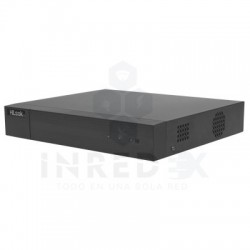 DVR 1080P Lite Pentahibrido / 4 Canales TURBOHD + 1 Canal IP