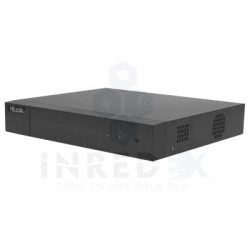 DVR 1080P Lite Pentahibrido / 8 Canales TURBOHD + 2 Canales IP