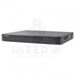 DVR 4 Megapixel / 4 Canales  + 2 CanaleTURBOHDs IP