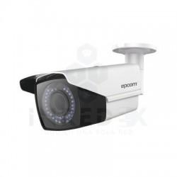 Camara Varifocal HD 720P,  Lente varifocal 2.8 - 12mm e IR inteligente para 40m